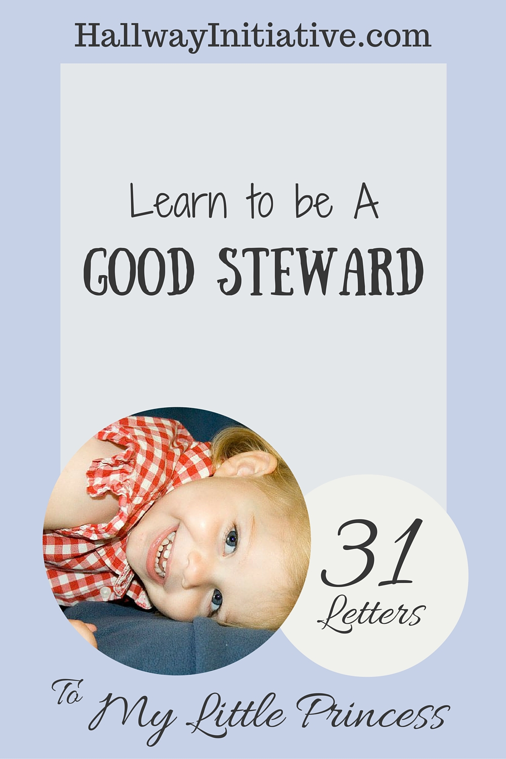 Learn to be a good steward