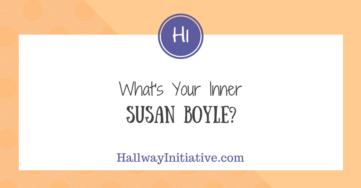 What's your inner Susan Boyle?