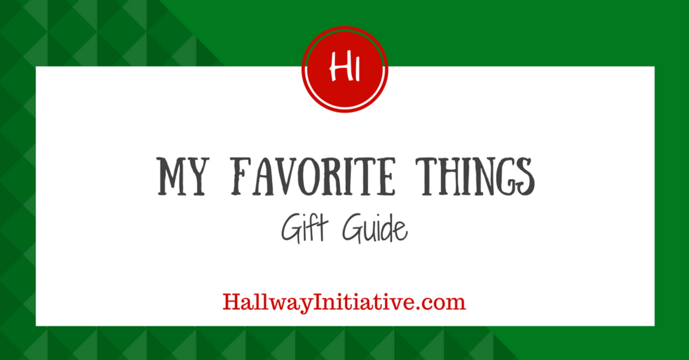 My favorite things gift guide