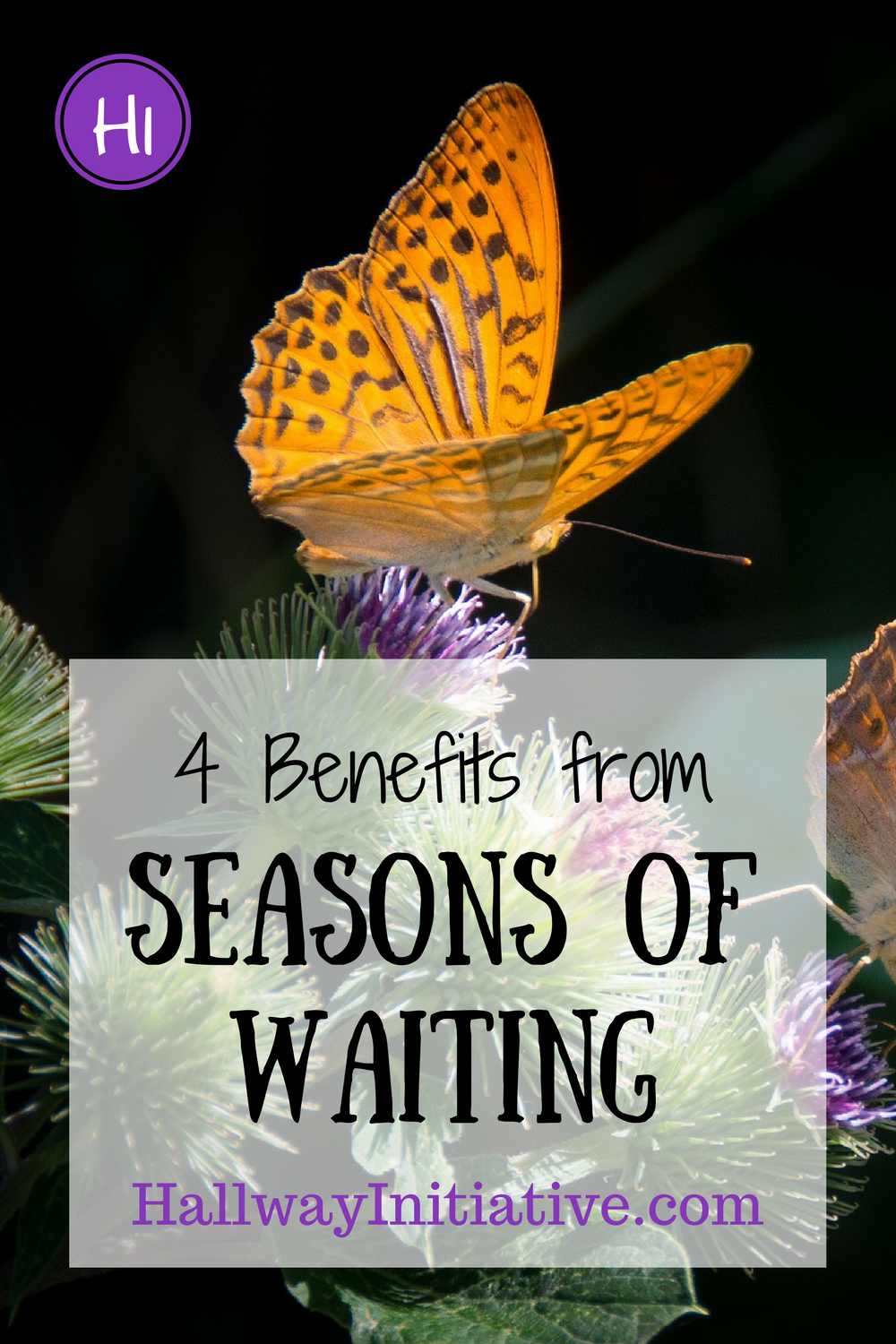 4 benefits from seasons of waiting