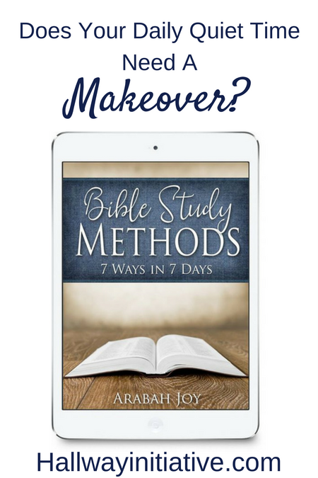 Does your daily quiet time need a makeover?