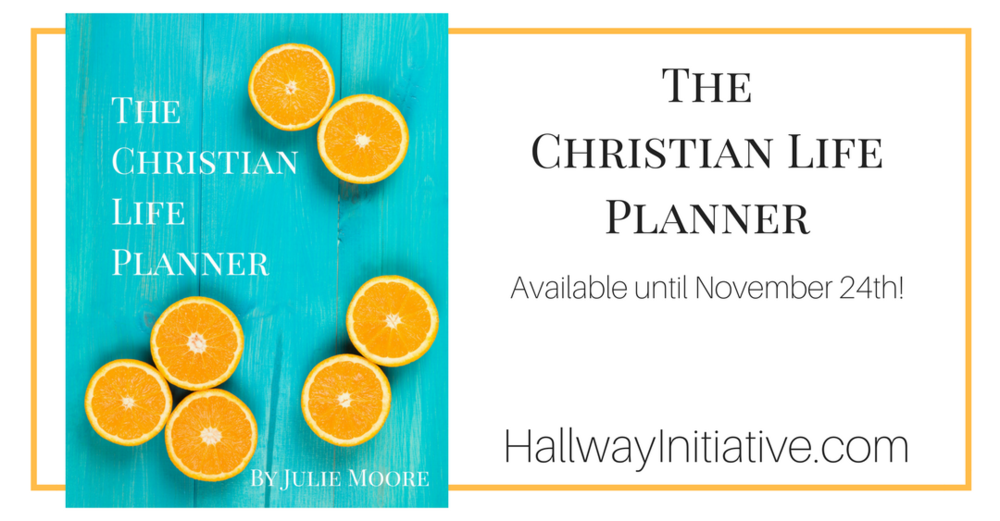 The Christian Life Planner