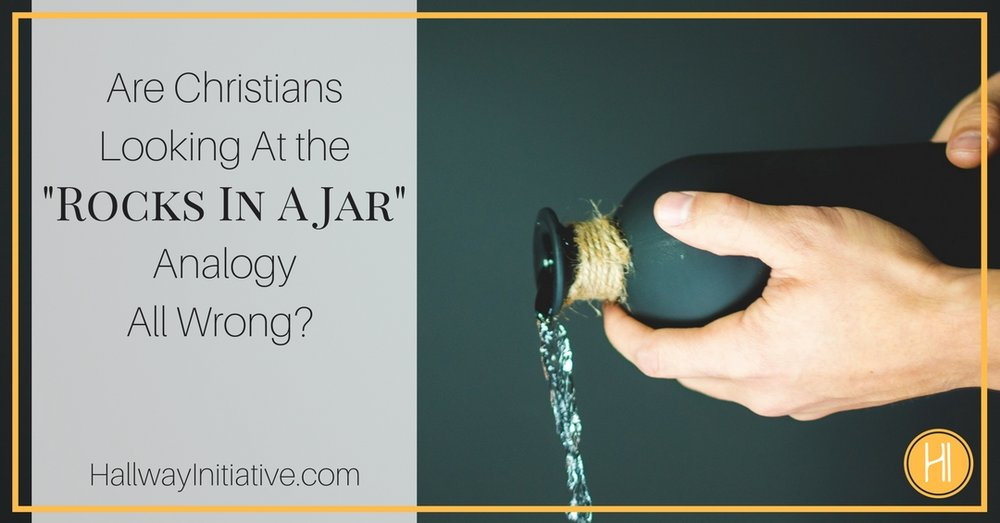 christians analogy wrong