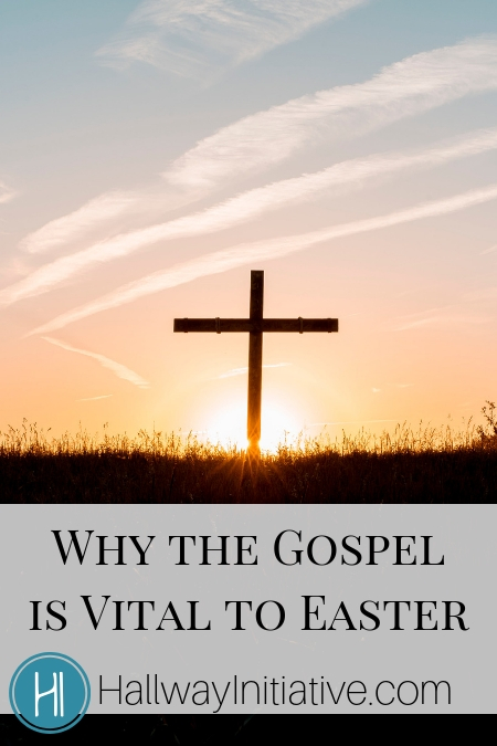 Why the Gospel is Vital to Easter Pin