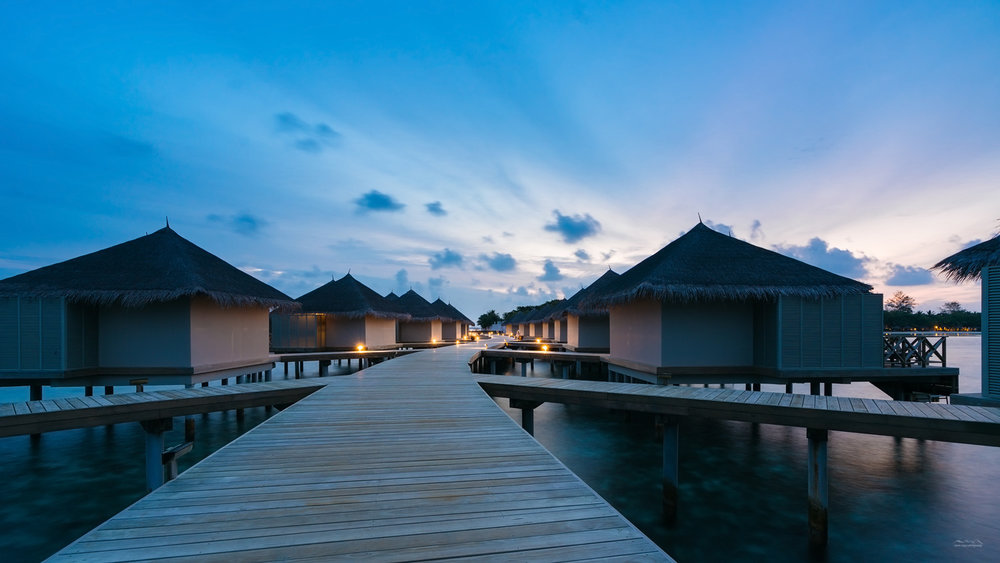 Architectural photography - Cinnamon Dhonveli Maldives resort