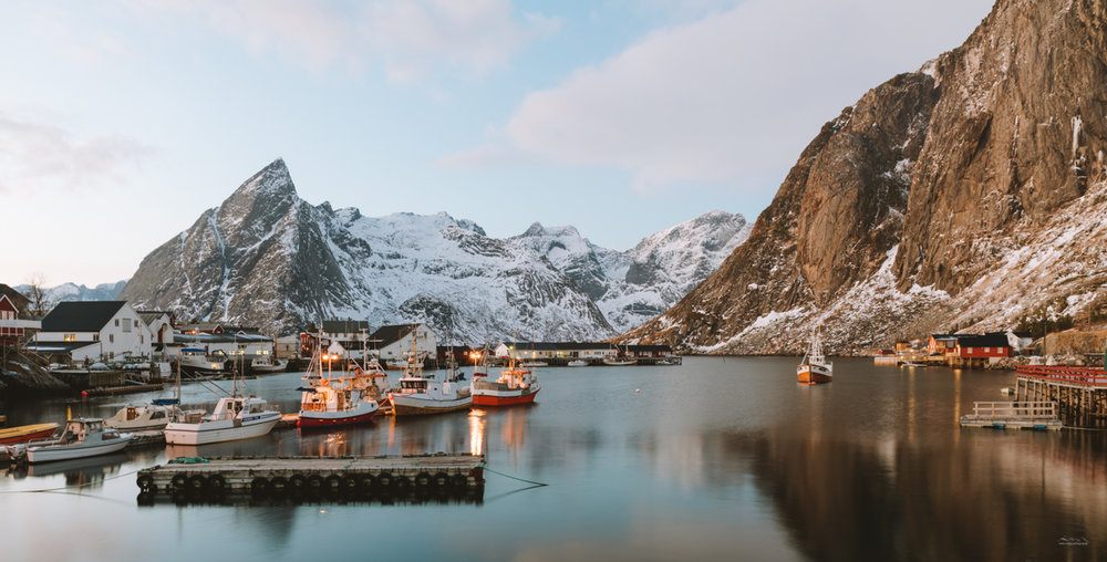 Thank you Lofoten for having me and being so amazing!