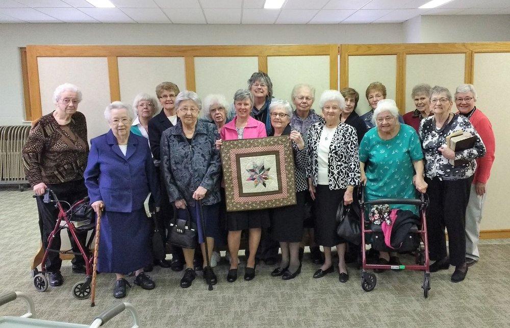 Mennonite Women -