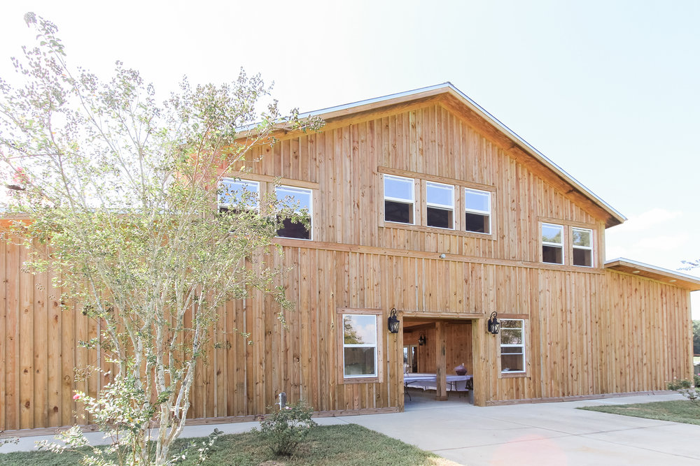 Legacy Barn -
