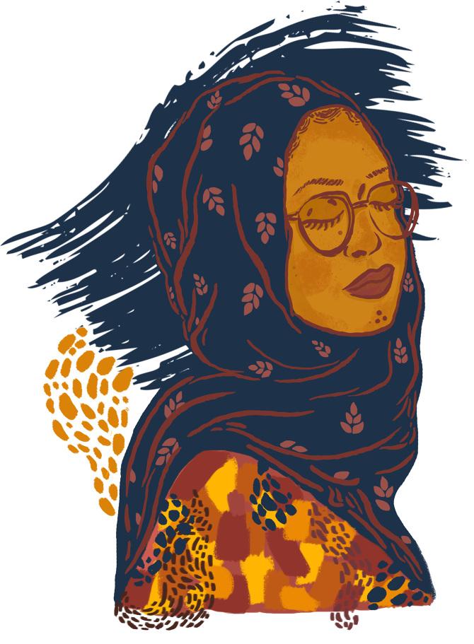 Illustration by Saffa Khan