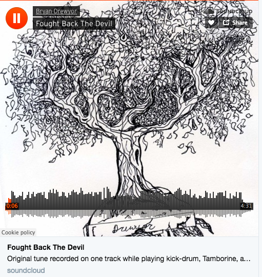 Song by Bryan Drewyor
