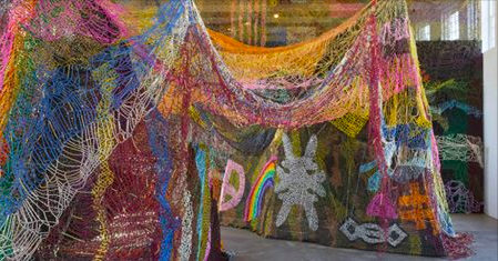 Installation Art by Nick Cave