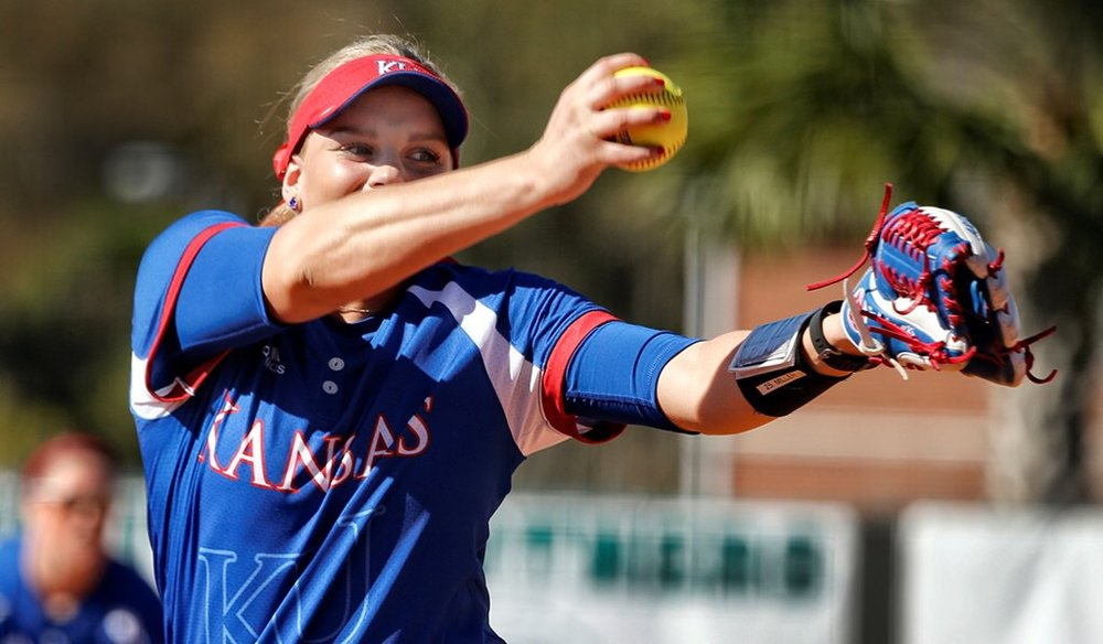 I have a complete respect for athletes myself because my twin sister plays softball for the University of Kansas, and I completely understand the endurance that she faces on a daily basis. As you can see from the photo above, she is pretty incredible. If you want fitness coaching, contact me and my twin would love to help you out!