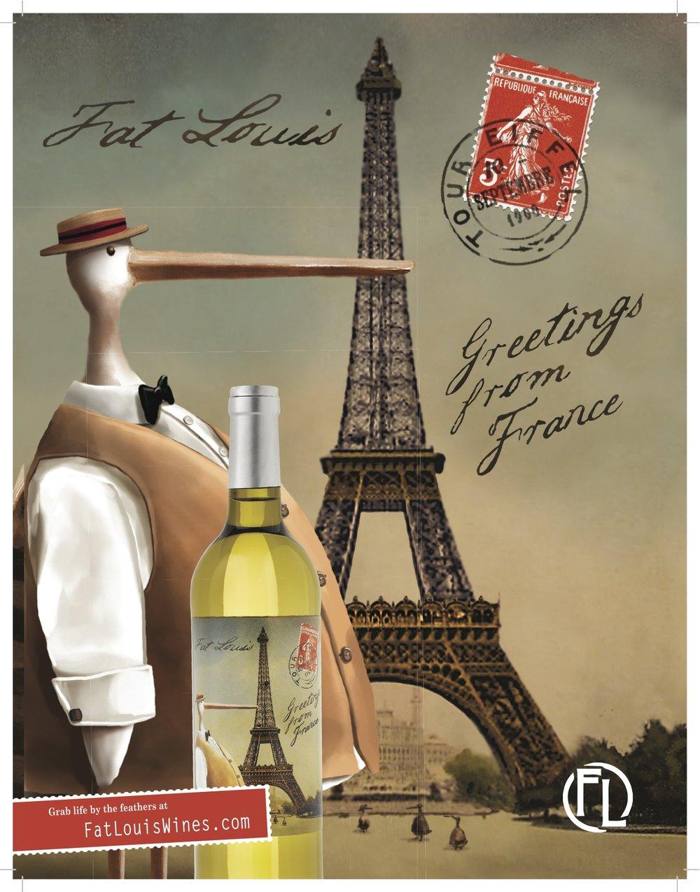Fat louie white blend france vinifera wine bar bistro fat louie white blend france m4hsunfo