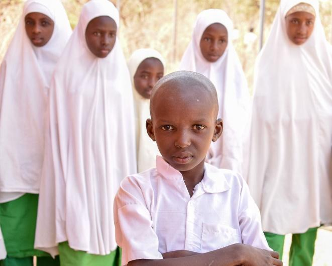 Beautiful Kachia children! Thousands of them on this reserve, with shocking lack of teachers.