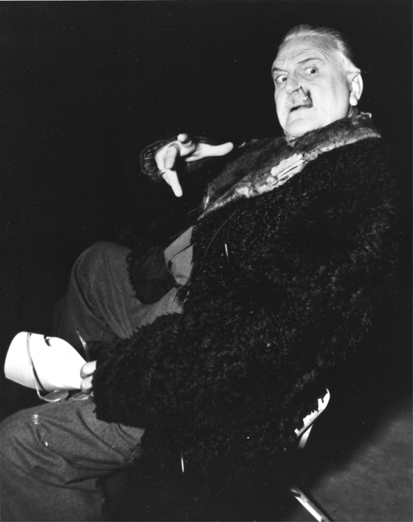 Frank Morgan as Vitamin Flintheart