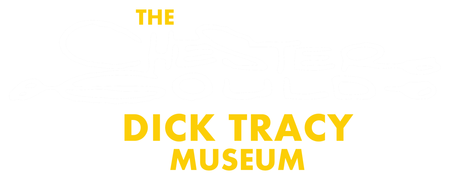 The Chester Gould Dick Tracy Museum