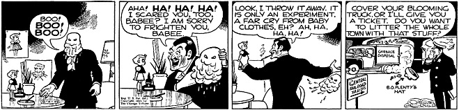 Panel from July 4, 1949