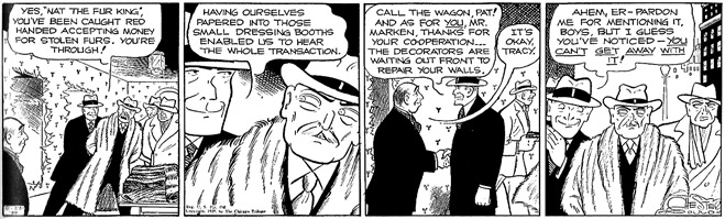 Panel from October 23, 1939