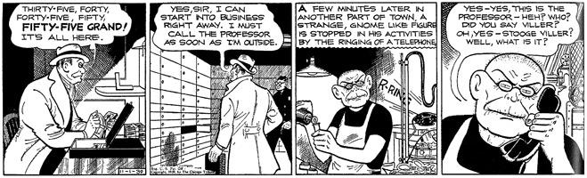 Panel from November 1, 1939
