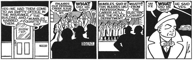 Panel from November 1, 1947
