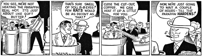 Panel from March 28, 1942