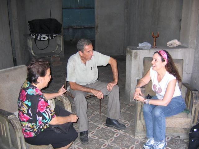 Ruth doing fieldwork in Palma Soriano, Cuba.jpeg