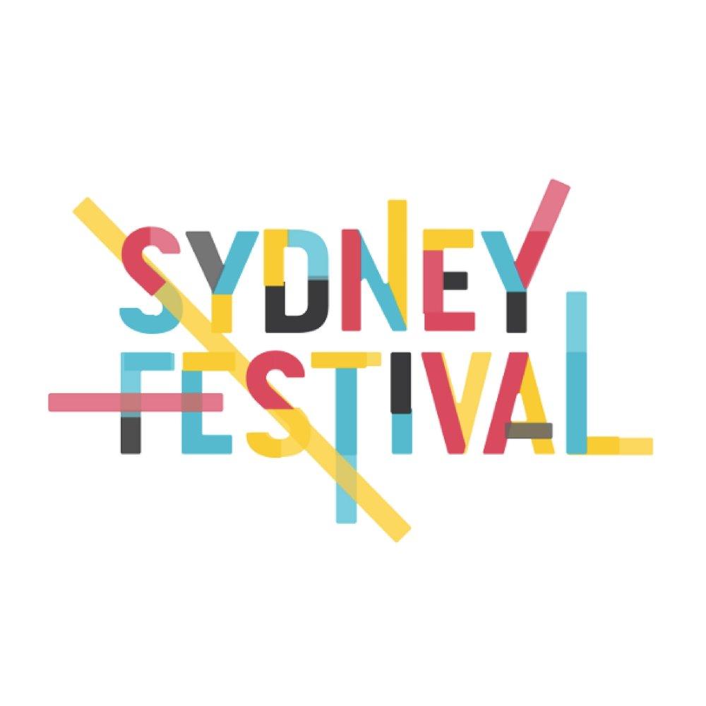 SYDNEY FESTIVAL HYDE PARK STREET ART CAMPAIGN