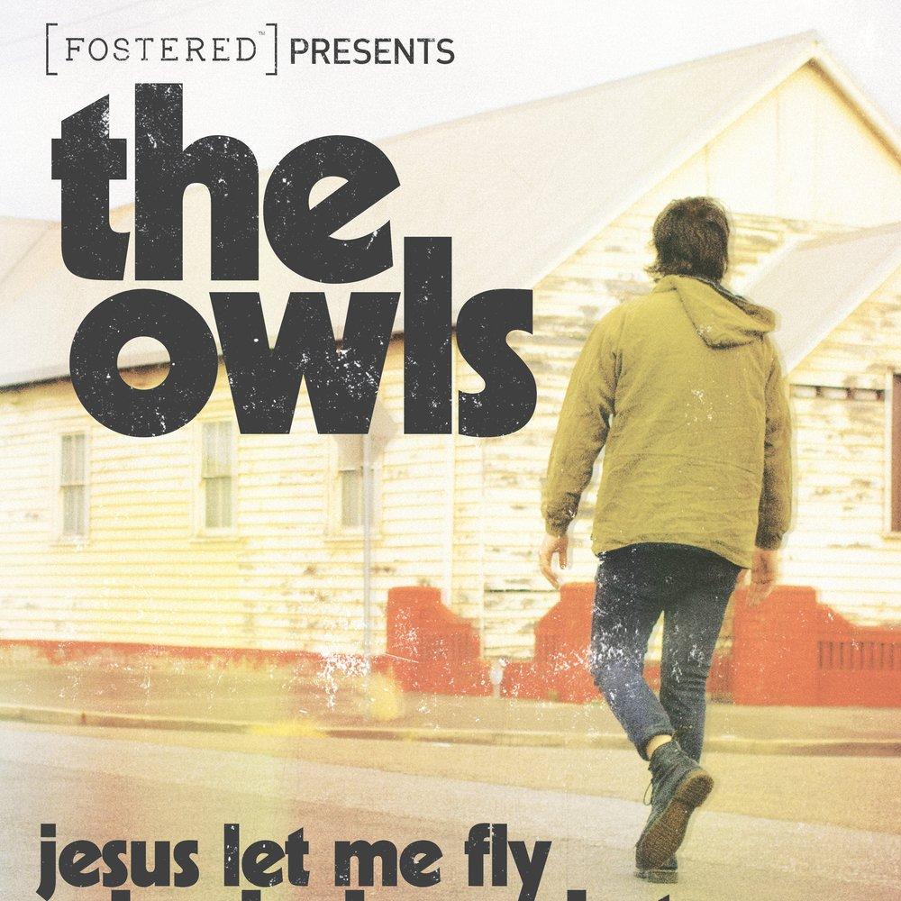 JESUS LET ME FLY SINGLE TOUR ARTWORK