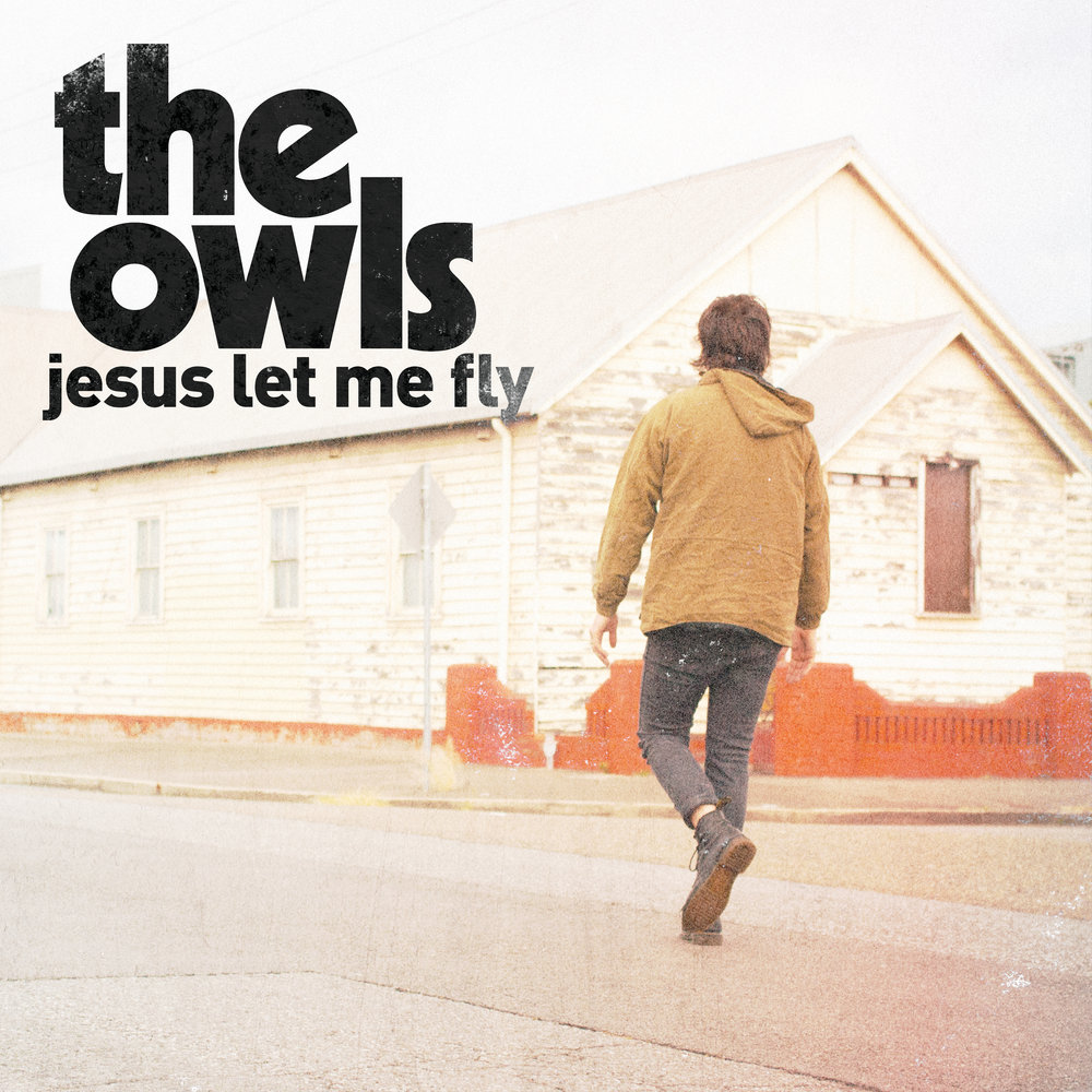 JESUS LET ME FLY  SINGLE ARTWORK