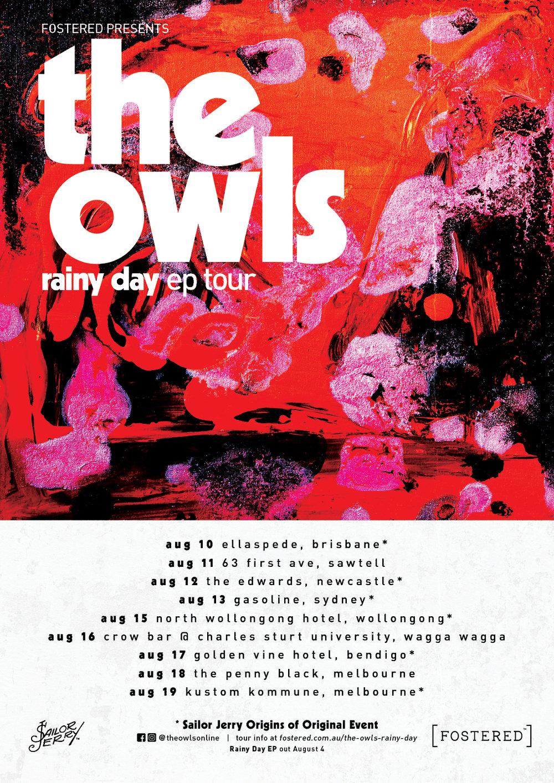 RAINY DAY EP TOUR