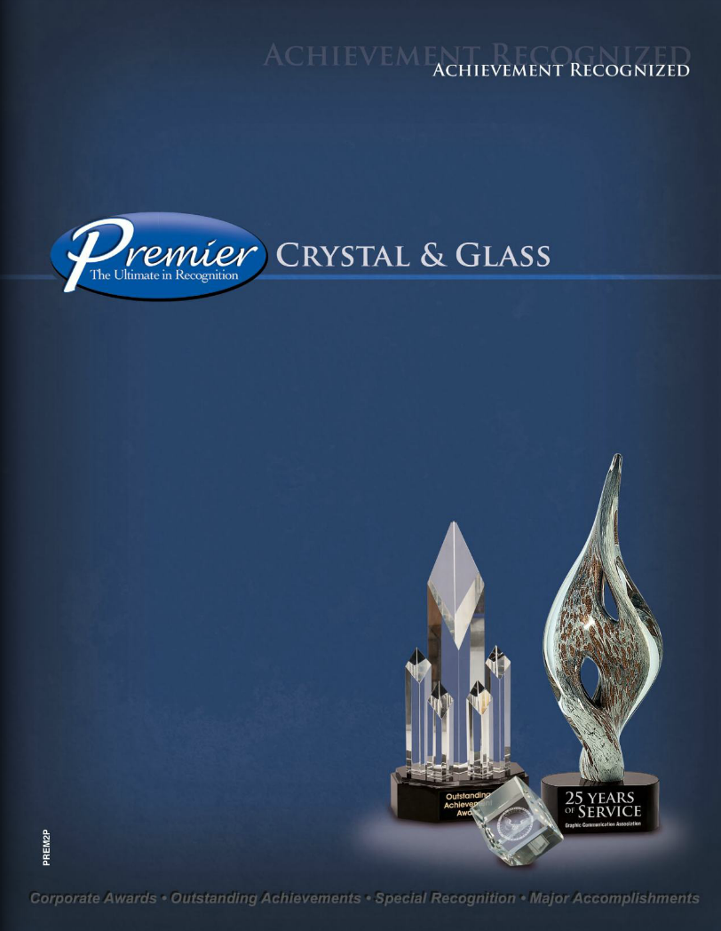 Premier Crystal & Glass