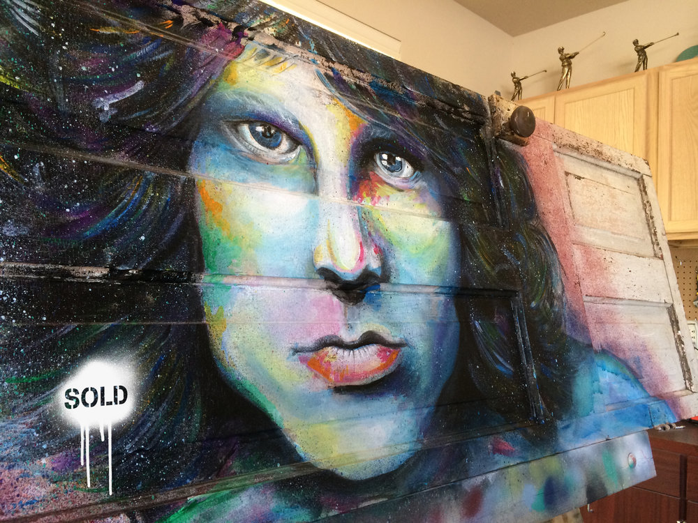 sc 1 st  BADAMS Gallery & The Doors u2014 BADAMS Gallery