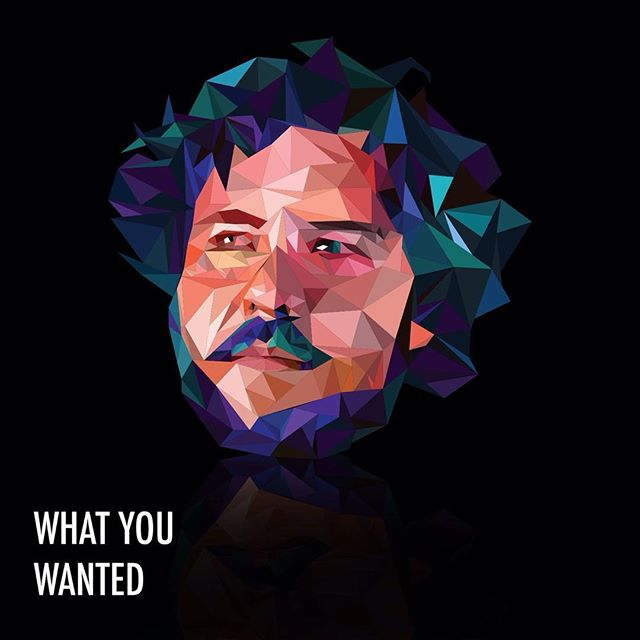 """What You Wanted"" by Hiber. Our debut EP will be dropping soon so stay tuned!  #chicagomusic #localmusic #newep #debutrecord #indiemusic #music #chicago #geometric #design #whatyouwanted #hiber #chicagobands"