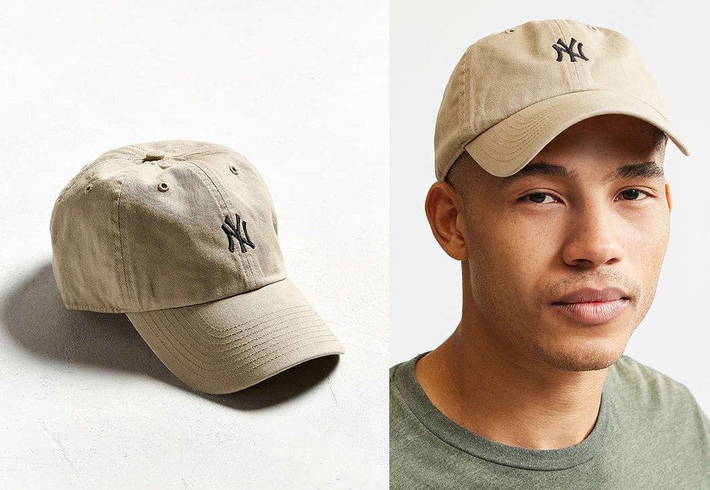977efa01be7ee  47 Brand NY Micro Logo Baseball Hat - C 34.00 ·