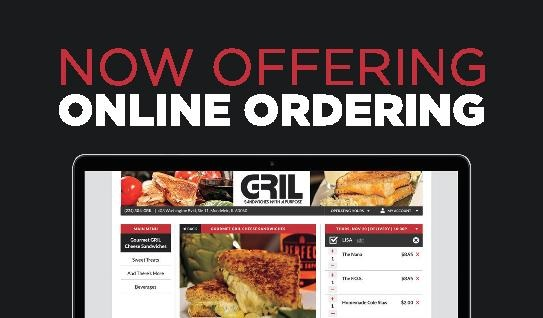 For carry out, you can call in, 224-304-GRIL or  - During regular business hours,