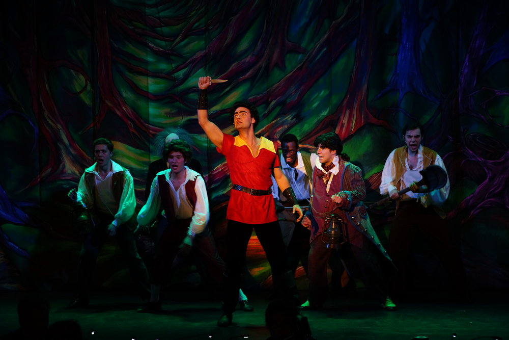 """Gaston in """"Beauty and the Beast"""""""