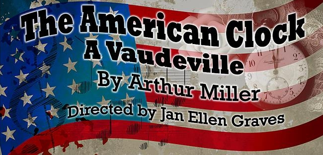 THE AMERICAN CLOCK  at Redtwist Theatre Role(s): William Durant / Judge Bradley / Sheriff / Kapush