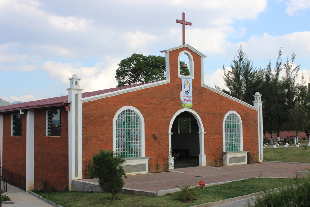 "The church that ""Javier"" designed!"