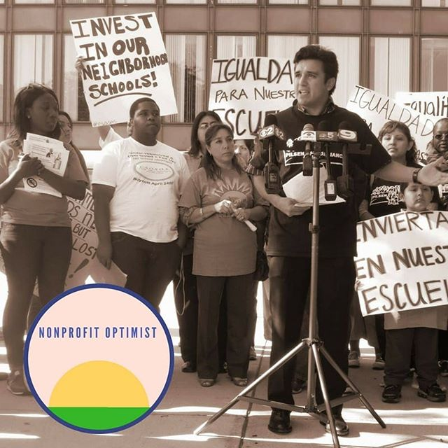 ***New Episode!*** This week's guest is Byron Sigcho Lopez, the executive director of the Pilsen Alliance (@pilsenalliance), here in Chicago. The Pilsen Alliance is a social justice organization committed to developing grassroots leadership in Pilsen and neighboring working class, immigrant communities in Chicago's Lower West Side. They work for quality public education, affordable housing, government accountability and healthy communities.  In our conversation, Byron and I discuss how they tackle such a large mission with a small staff and how they leverage partnerships to increase capacity. We also discuss the importance of addressing issues both large and small in the community, and how he as an executive director approaches professional development opportunities for their staff and board.  For anyone (and I assume this is EVERYone in small nonprofits) that wish they could grow their capacity with the resources you already have, this episode is not one you will want to miss!  Link in bio! (Free listening!) #Pilsen #Chicago #advocacy #immigration #housing #education #affordablehousing #publicschools #communityschool #communityorganizing #newpodcastepisode #listennow #nonprofitpodcast #nonprofit #smallnonprofits #smallnonprofit  #nonprofitlife #boardmanagement #interns #coalition #partnerships