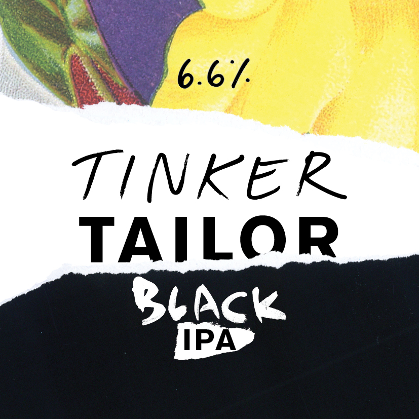 Black IPA - Looks like a dark beer, tastes like an IPA. We took our classic IPA and, well, blackened it. The result is a delicious mash-up of espresso and evergreen, featuring our favourite hop combo. Rather drinkable, much lighter than a traditional porter or stout.Pairs well with sharp cheeses such as a smoked gouda.6.6%
