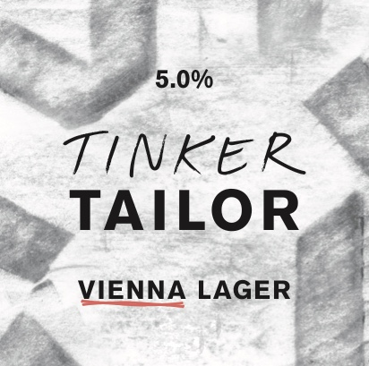 Vienna Lager - Not all lagers are cut from the same cloth and our Vienna-style lager is a cut above the rest. Don't let the bright chestnut hue fool you, while tastes of toasted crust and baked brown bread abound, the body is lean and the finish elegantly crisp and refined with the subtle spice of noble-origin hops.Malty, but not too hoppy, Vienna Lager is our interpretation of a traditional, easy-drinking European style.Pairs really well with a beef burger.5.0%