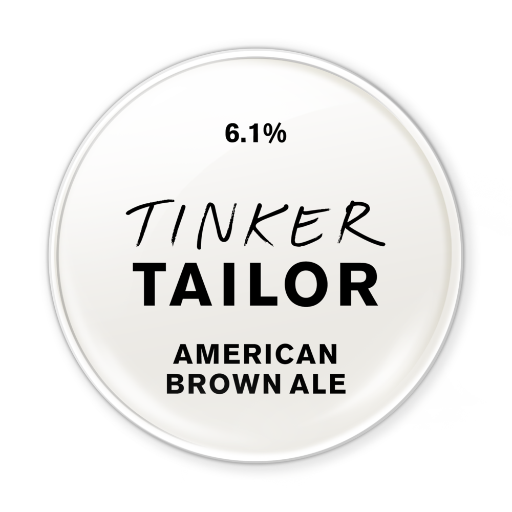 American Brown Ale - A timeless classic, our American Brown Ale is smooth, satisfying and full of malt flavour. Subtle, rather than flamboyant, the malty centre is the hero of this brew. Caramel, with a hint of chocolate, and delighfully balanced. Not too roasty, not too hoppy. With plenty of character, American Brown Ale is about to become your new favourite beer style. Pairs well with most foods. Perfectly complements a BBQed steak or chargrilled kumara.6.1%
