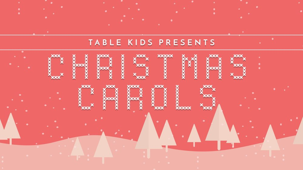 Table Kids Christmas Caroling — The Table Community Church