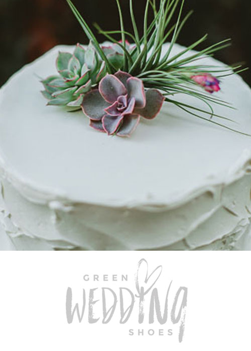 Vintage Botanical Garden Wedding Inspiration