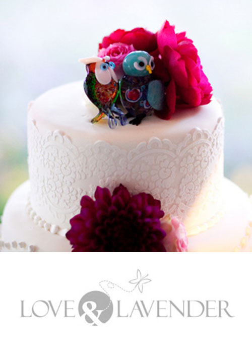 Real Wedding: Vibrant Colors and Hearts