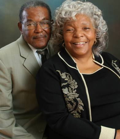 Supt. Herbert J. and Supv. Herldleen Russell,     Founders of Ridgley Ministries