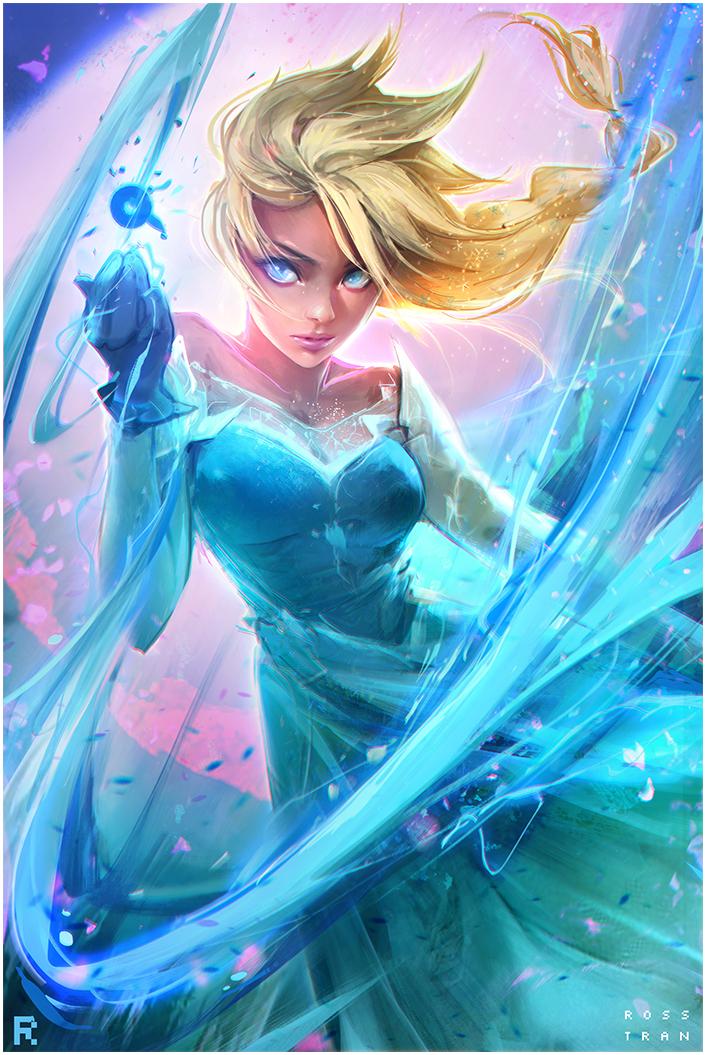 Copy of Battle Elsa