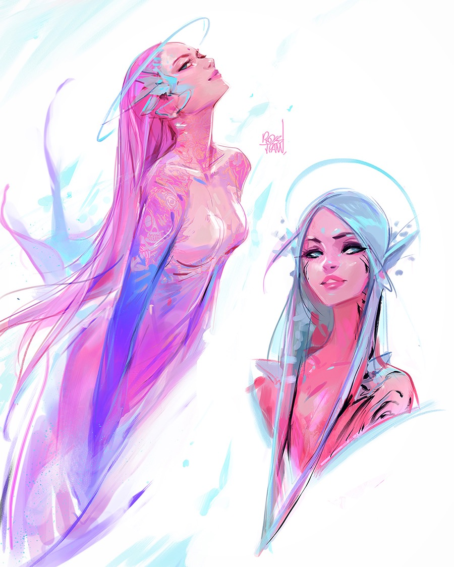 astro_mermaids_by_rossdraws-db8nu6y.jpg