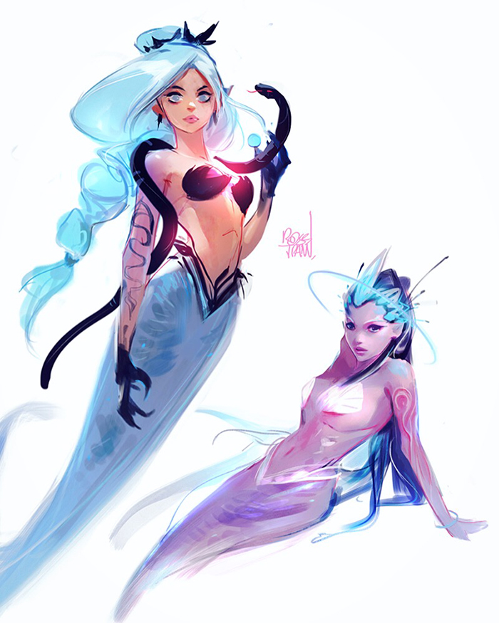 mermaids__2_by_rossdraws-db9itm1.jpg
