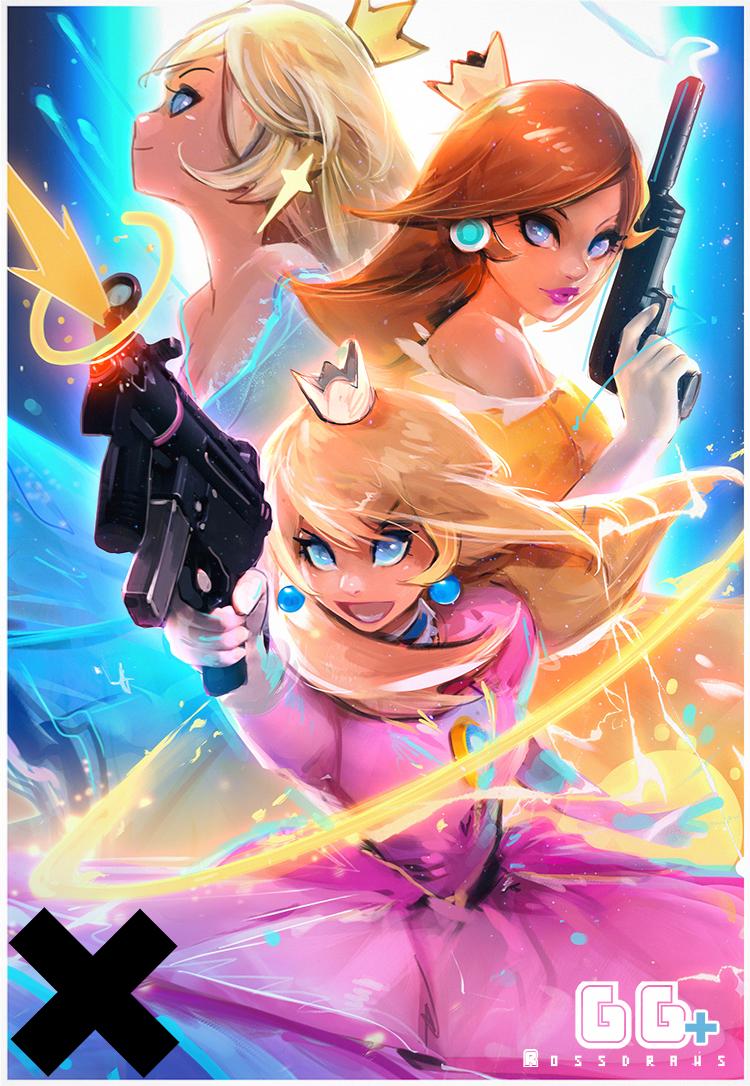 Copy of Battle Princesses